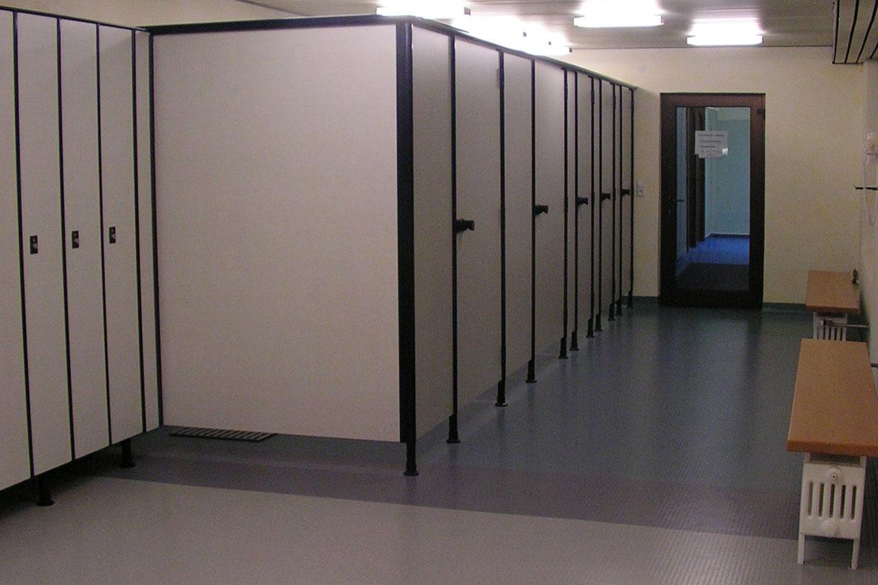 Schmiga und kleis flure und aufenthaltsbereiche for Innenarchitekt arztpraxis