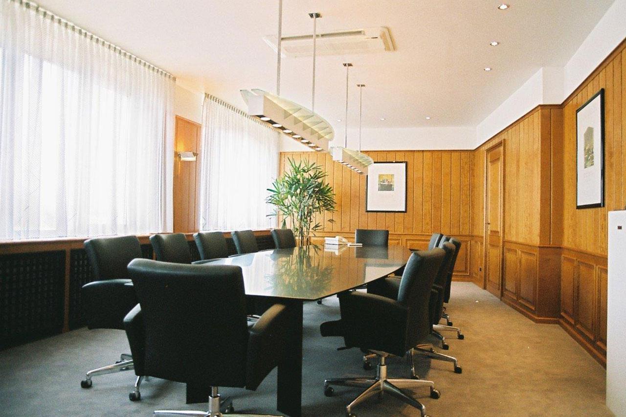 schmiga und kleis konferenz und seminarbereiche. Black Bedroom Furniture Sets. Home Design Ideas
